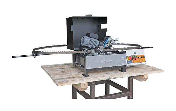 MF115型全自动磨锯机(金刚砂轮)