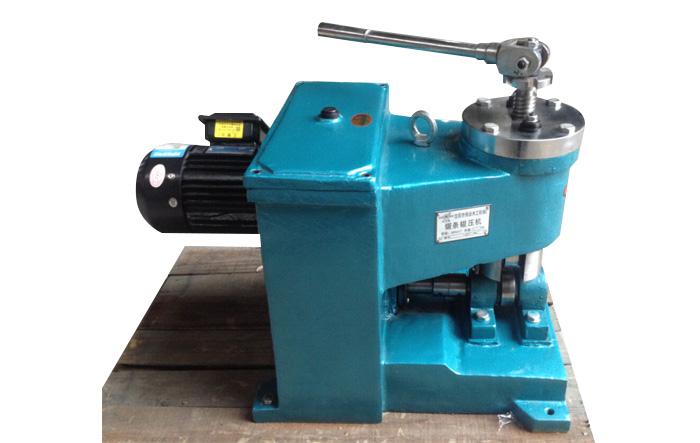 MR4120型锯条辊压机