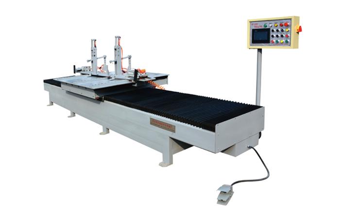 MT-2500型带锯数控送料机