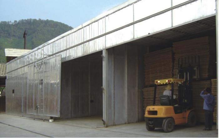MYHG-SR型木质包装及木材热处理全自动控制设备