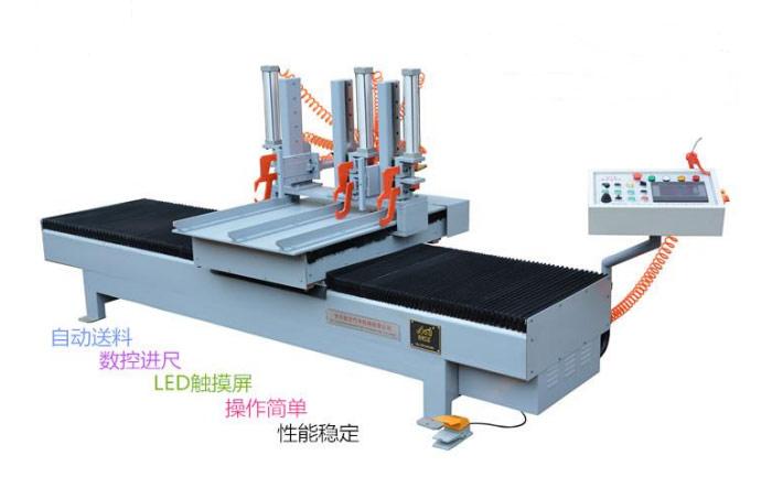 MT-1500A型数控带锯送料机